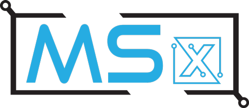 MechaSpin MSx Processing Engine Logo